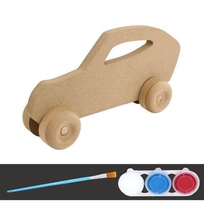 - BS-6 Boyama Seti Oyuncak Araba