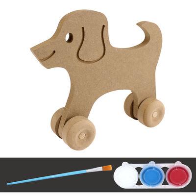 - BS-7 Boyama Seti Oyuncak Köpek