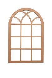 Ç14 Büyük Pencere Ahşap Obje - Thumbnail