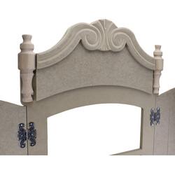 Ç24 Kapaklı Ahşap Dekoratif Duvar Çerçevesi - Thumbnail