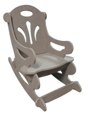 - ÇG1 Sallanan Çocuk Sandalye Demonte Ahşap Obje