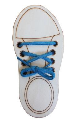 ÇG21 Ahşap Ayakkabı