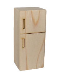 - ÇG24 Ağaç Minyatür Buzdolabı
