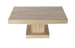 - ÇG26 Ağaç Minyatür Masa