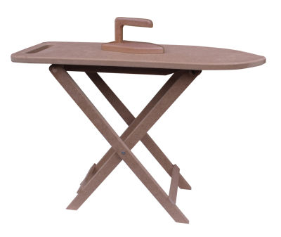 - ÇG3 Ütü Masası Ve Ütü Ahşap Obje