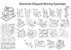 ÇG33 Asansörlü Katlı Otopark - Thumbnail