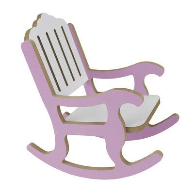 ÇG50 Ahşap Çocuk Sallanan Sandalye