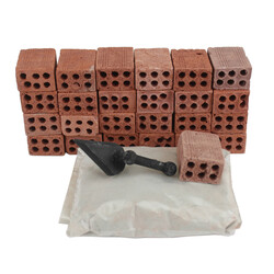 - ÇG53 Minyatür Tuğla Set 25 Adet