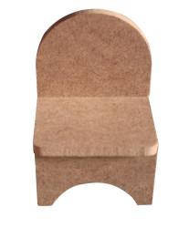 - ÇG8 Minyatür Sandalye Ahşap Obje