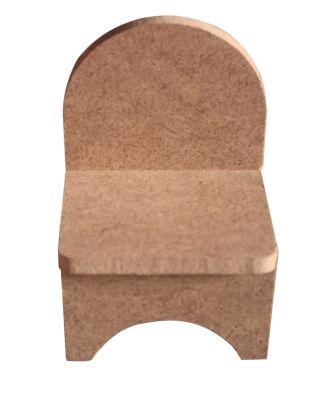 ÇG8 Minyatür Sandalye Ahşap Obje