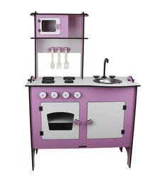 - ÇG34 Çocuk Oyun Mutfak Pembe