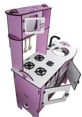ÇG34 Çocuk Oyun Mutfak Pembe