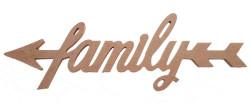 - D16 Oklu Family Yazı