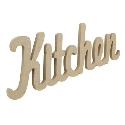- D44 Kitchen Yazı