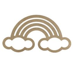 - D67 Bulut Figürlü Makrome Kasnağı
