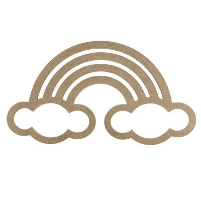 D67 Bulut Figürlü Makrome Kasnağı