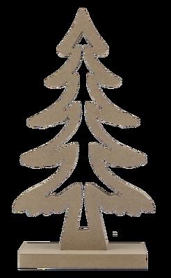 YB26 Dekoratif Çam Ağacı 32 cm