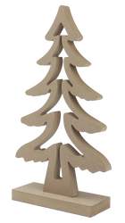 YB26 Dekoratif Çam Ağacı 32 cm - Thumbnail
