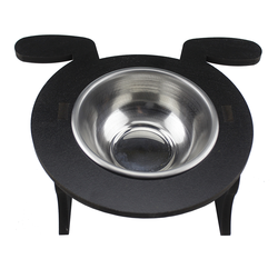 EH10 Köpek Mamalık Siyah Tekli - Thumbnail