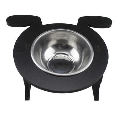 EH10 Köpek Mamalık Siyah Tekli