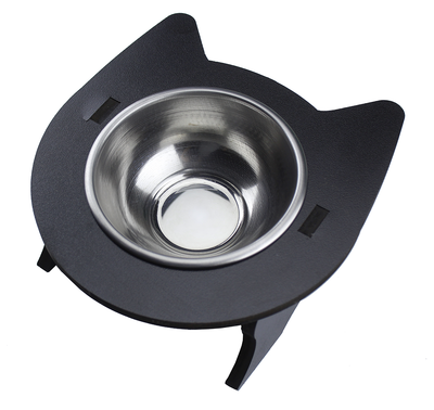 - EH13 Kedi Mamalık Siyah Tekli