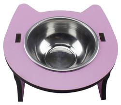 EH15 Kedi Mamalık Pembe Tekli - Thumbnail