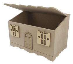 - EP4 Ahşap Ekmeklik Önü düz kapı pencere set
