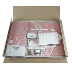 - EV15 Pembe Barbie Ev 60 cm Demonte