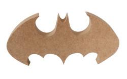 - F50 Ahşap Batman Yarasa