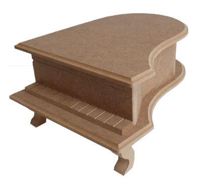 KU31 Ahşap Piyano Kutu