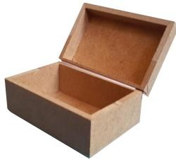 - KU46 Küçük Kutu Ahşap Obje