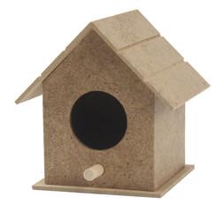 - KU71 Ahşap Küçük Kuş Evi