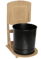 M66 Çöp Kovası Basket Potası - Thumbnail