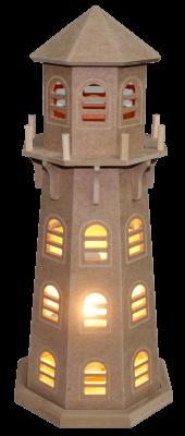 M67 Deniz Feneri Gece Lambası