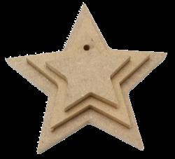 - M68 3 lü Yıldız Set