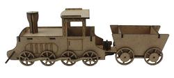 MS7 Tren Maketi - Thumbnail