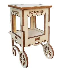 - My41 Minyatür Mısır Arabası Ahşap Obje