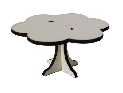 - MY69 Beyaz Papatya Minyatür Masa