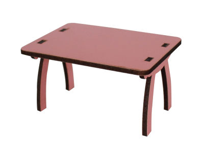 - MY70 Pembe minyatür Masa