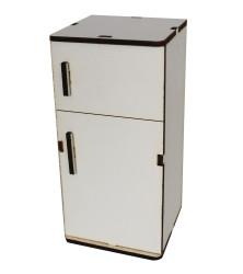 - MY74 Beyaz minyatür Buzdolabı