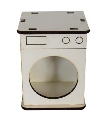 - MY75 Beyaz Çamaşır Makinası