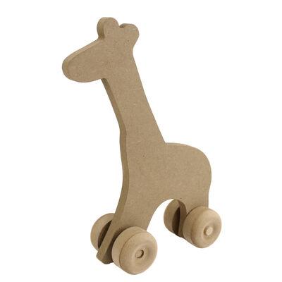 - TO9 Tekerlekli Oyuncak Zürafa