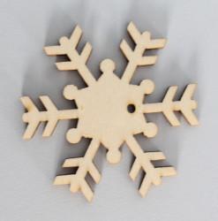 - YB16 Kar Tanesi Yılbaşı Paket Süsü