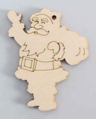 - YB18 Noel Baba Yılbaşı Paket Süsü