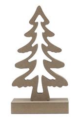 - YB27 Dekoratif Çam Ağacı 17 cm